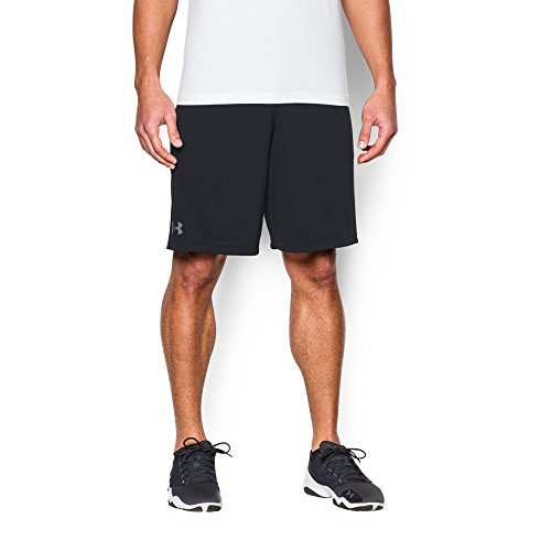 under-armour-mens-tech-graphic-shorts-black-steel-medium