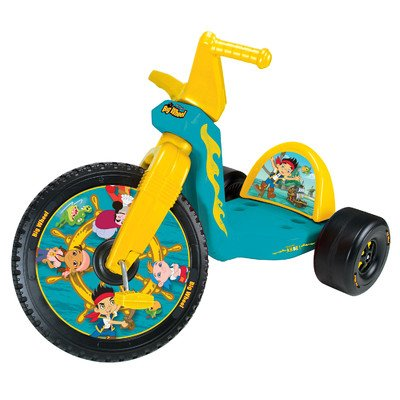 Jake and the Never Land Pirates Big Wheel Tricycle