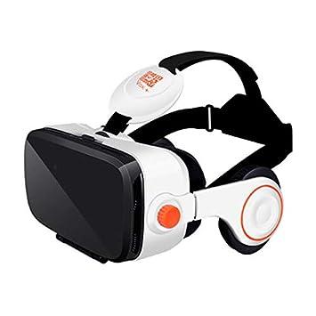 Lonshi Casque VR Lunettes de réalité virtuelle Verre VR avec lentille  réglable et Smartphone avec Prise 75fb4cdb6c4e
