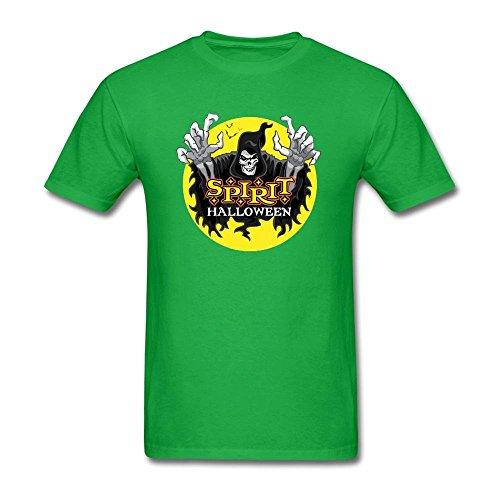 Men's Halloween Short Sleeve T-Shirt -