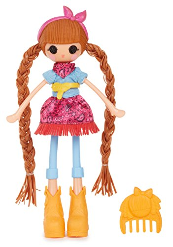 Lalaloopsy Girls Basic Doll- Prairie Dusty Trails ()