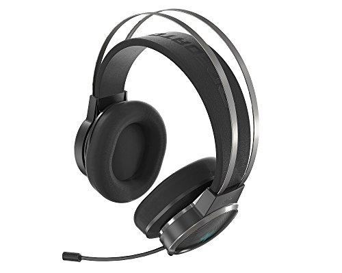 Acer Predator Galea 500 Gaming Headset, EQ Controller, 3D soundscape Technology, Virtual 7.1 Surround Sound and Gyro Sensor Built-in for Best VR Experience, Black