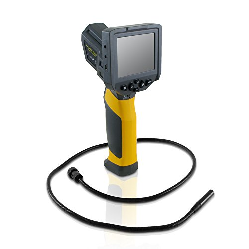 Pyle PVBOR15 - Digital Hi-Res Snake Inspection Camera and...