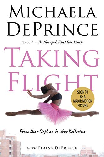 Taking Flight: From War Orphan to Star - Inch Ballerina 13
