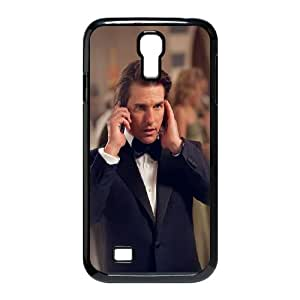 Samsung Galaxy S4 9500 Cell Phone Case Black hf96 mission impossible rogue nation tom cruise film VIU050888