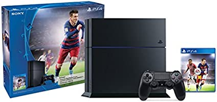 Consola PlayStation 4 de 500GB + FIFA 16 - Fifa 16 Bundle Edition