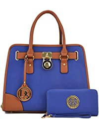 Women Designer Handbags and Purses Ladies Satchel Bags...