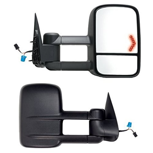 04 chevy 2500 tow mirrors - 4