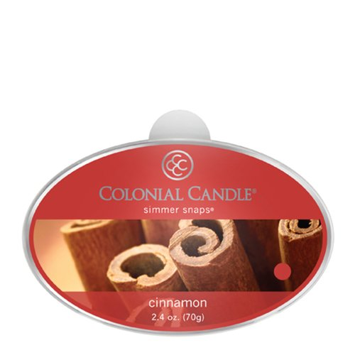 Colonial Candle Cinnamon Simmer Snaps