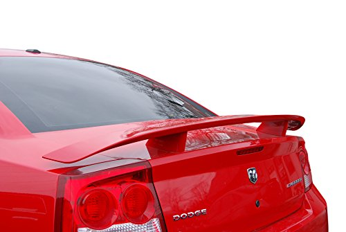 Factory Style Spoiler for the Charger Painted in the Factory Paint Code of Your Choice 250 Hemi Orange Pearl PLC