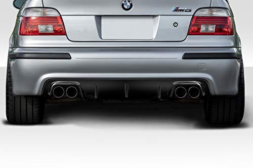 Duraflex Replacement for 1999-2003 BMW M5 E39 S-Line Rear Diffuser - 1 Piece