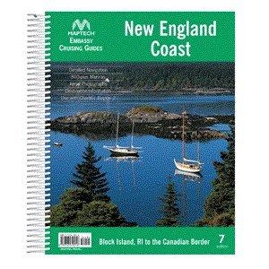 New England Coast - Maptech Embassy Cruising Guides