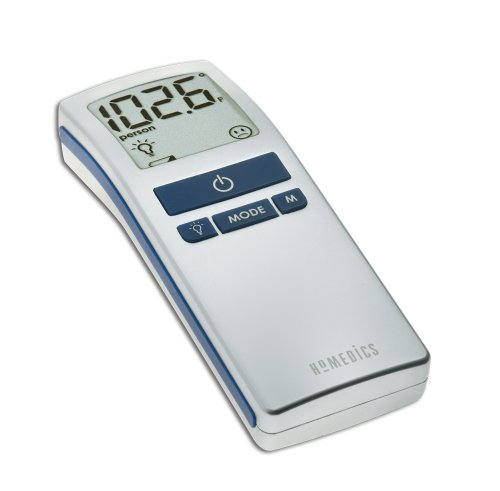 HoMedics TI-150 No-Touch Thermometer with Easy Scan Technology by Homedics