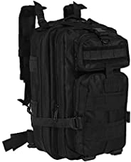 Military Tactical Backpack,30L Camping Hiking Backpack for Hiking Outdoor Travel