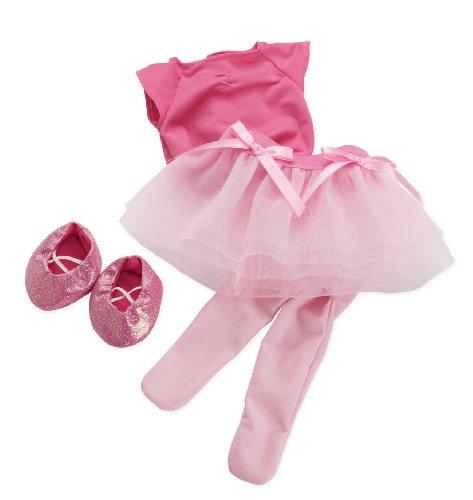 Manhattan Toy Baby Stella Tiptoe Ballet Tutu Baby Doll Clothes for 15 Dolls