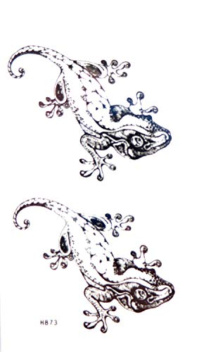 lizard reptile gecko temporary tattoo sexy wholesale cheap Removable body makeup -