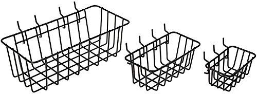 Dorman Hardware 4-9845 Peggable Wire Basket Set (3 X Pack of 3) by Dorman Hardware (Image #1)