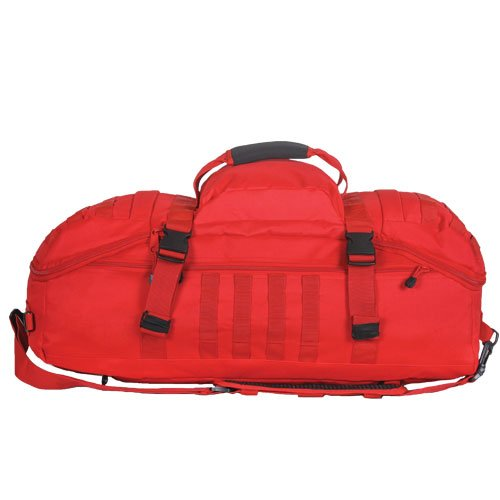 3-in-1 Recon Gear Bag, Red ()
