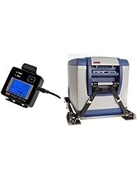 ARB 37 Qt Fridge Freezer & Remote Monitor & Slide & Tie Down Bundle - Complete Set