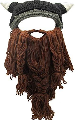 Flyou Beard Handmade Winter Beanie product image