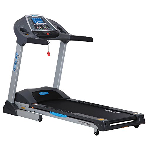 REELIFE Fitness TOPPER T5000 Folding Treadmill