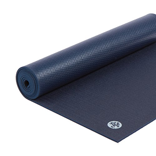 Manduka 112011110 PROlite Yoga and Pilates Mat, Midnight, 79″