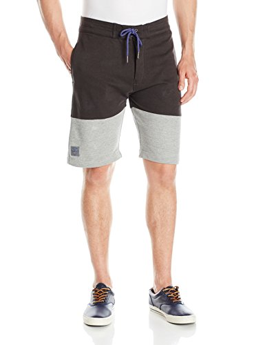 U.S. Polo Assn. Men's 5 Pocket Denim Short, Campfire Coal, M
