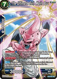 Amazon.com: Dragon Ball Super TCG - The Ultimate Evil, Majin ...