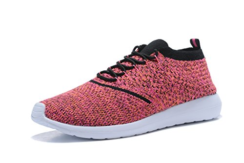 Sintético de Kenswalk Material Running Zapatillas para Red Hombre de 6UXXTRwqO