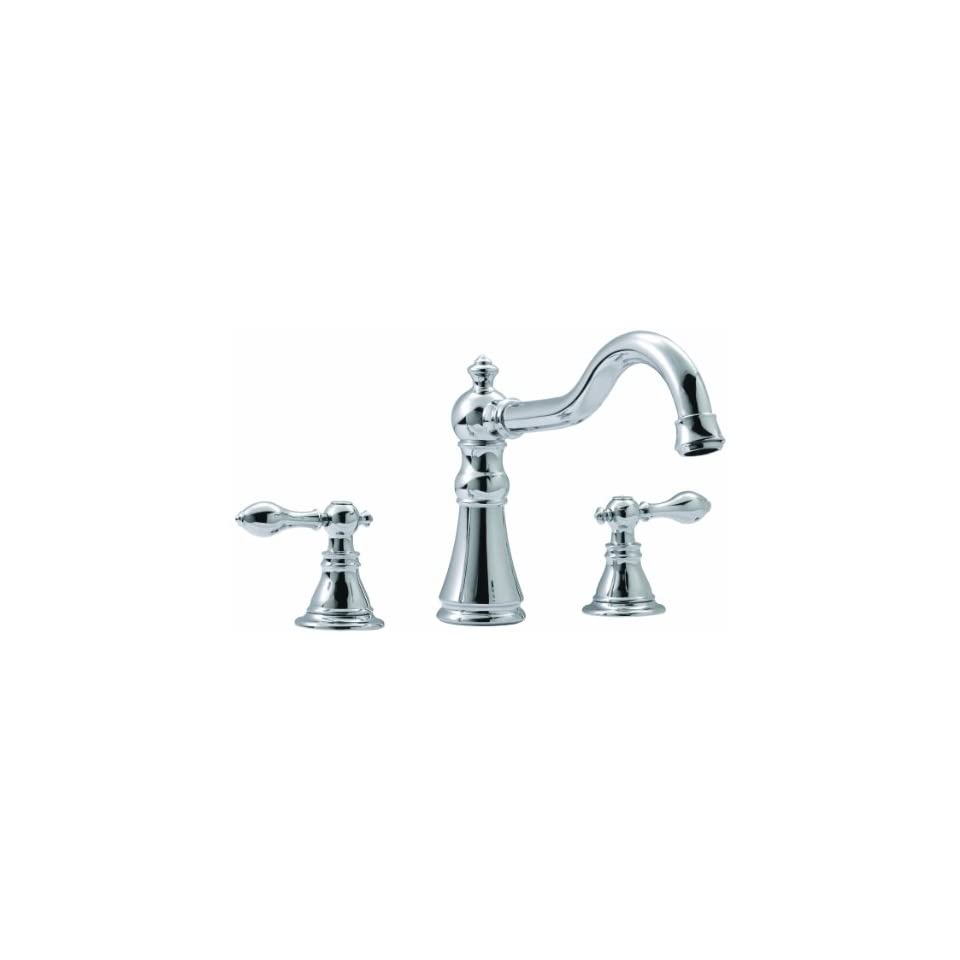 Design House 525253 Dunhill Roman Tub Faucet, Polished Chrome Finish