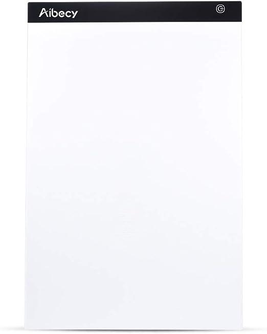 Caja De Luz Caja De Almohadilla Portátil De Luz Led A3 Dibujo De Trazado De Trazador Tablero De Copia Tablero De Mesa Pad De Luz Led Brillante Tablero De Copia: Amazon.es: Hogar
