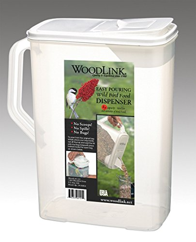 8 Quart Seed Container - 8QT Seed Container