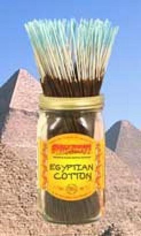 (Wildberry Incense Egyptian Cotton 100Pcs)