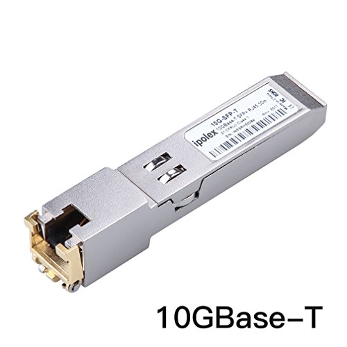 Cisco 10GBase-T Compatible, 10Gigabit SFP+ RJ45 Copper Transceiver, 30-Meter, ipolex by Ipolex