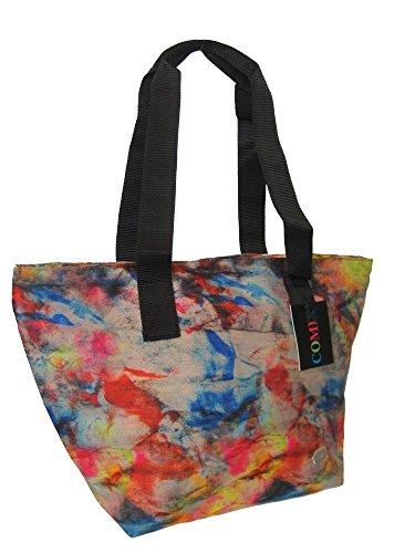 Tasche Shopper Comix All Over Muster Cod. 8039