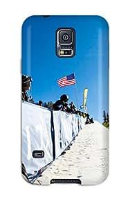 New ZippyDoritEduard Super Strong Shaun White Snowboarding Tpu Case Cover For Galaxy S5