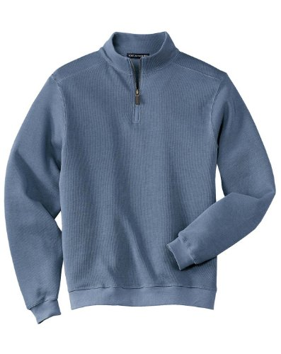 1/4 Zip Pullover Harbor - 6