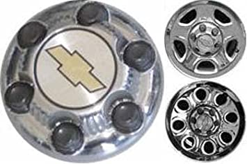 Chevy Colorado Center Cap Hubcap for Steel Wheel OEM