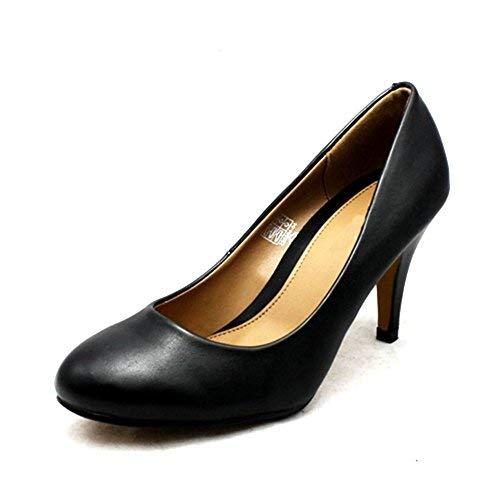 Del Mate Taln Bajo Se Las Oras Negro Sendit4me La Zapatos De Corte q0wUTU
