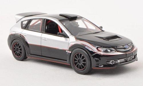 Subaru Impreza WRX STi, Black/silver, U0027u0027Fast U0026 Furiousu0027u0027 , 2009, Model Car,  Ready Made, Greenlight 1:43   Buy Online In UAE. | Toy Products In The UAE    See ...