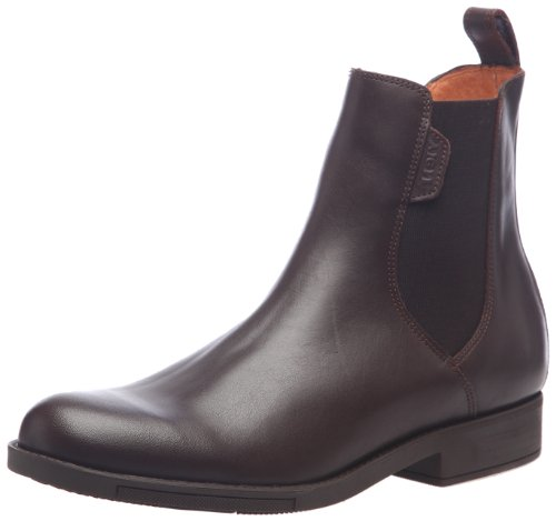 Aigle Chaussure Homme D'equitation Orzac Brown dark Marron rgtwrWq5