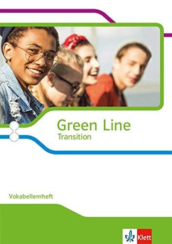 Green Line Transition: Vokabellernheft Klasse 10 (G8), Klasse 11 (G9) (Green Line Oberstufe. Ausgabe ab 2018) (Englisch) Broschüre – 5. November 2018 Klett 3128343365 Schulbücher für die Sekundarstufe II