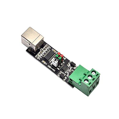 - OctagonStar USB to TTL/RS485 Serial Converter Adapter FTDI Interface Board FT232RL Module