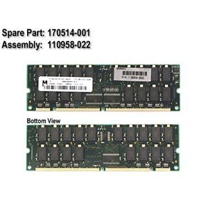 Compaq Genuine 256MB CL 2 Mem DIMM module (1x256MB) Proliant 8000 8500 - Refurbished - 170514-001
