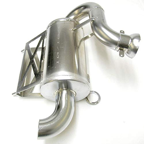 Rumble Pack Single Canister Silencer 2007 Arctic Cat Crossfire 800 EFI Snowmobile