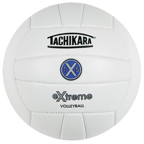 Tachikara TX5 Extreme BL347P - Balón de Voleibol, Color Blanco ...