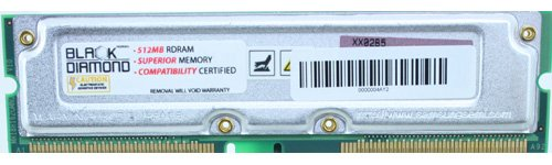 Memory-Up Exclusive 512MB ECC Rambus RDRAM RIMM Upgrade for Dell Precision Desktop 220 330 340 350 Desktop PC800 45ns Computer Memory (RAM) ()