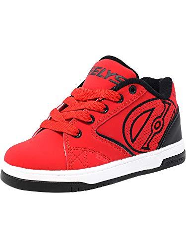 Heelys Boys' Propel 2.0 Tennis Shoe, Red/Black/White, 3 M US Big Kid ()