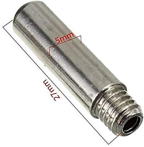 Nrpfell 50 Pi/èCes S/éRies Kit de Tasses de Buses D/éLectrode de Consommables de Torche de Coupeur de Plasma pour AG-60 SG-55 WSD-60 Fit CUT-60 LGK-60 Coupeur de Plasma