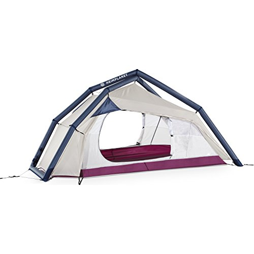 Heimplanet Fistral Inflatable Geodesic 2-Person 3-Season Tent (Classic) For Sale